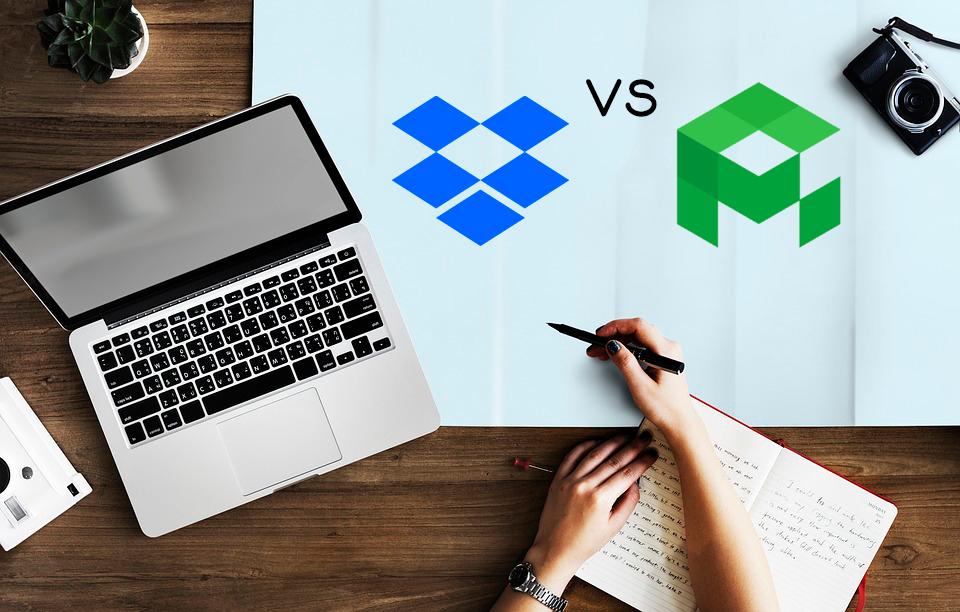 DAM vs. Dropbox - ¿Cuál es la diferencia?